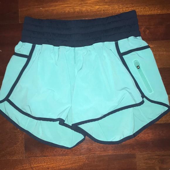 lululemon athletica Pants - Lululemon running shorts